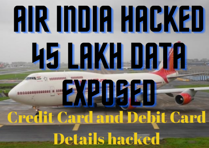 air india database hacked